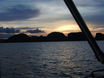 Jedes Jahr wieder 3 Wochen Segeln zwischen Phuket und Malaisia