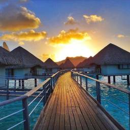Le Meridien Resort, Bora Bora, French Polynesia