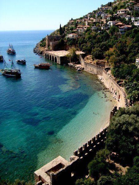 Alanya, Türkei