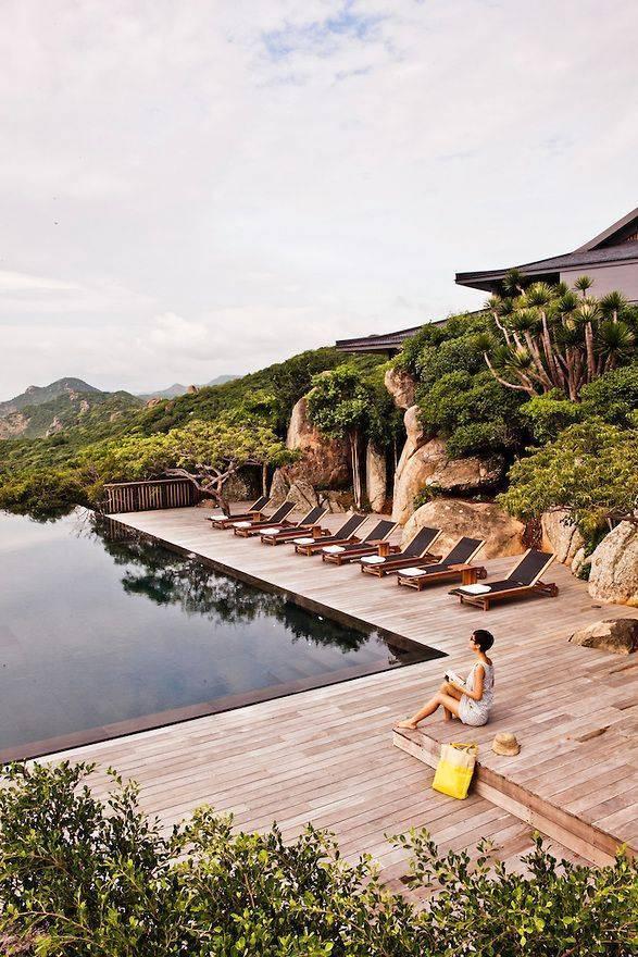 Amanoi, Vinh Hy Bay - Vietnam