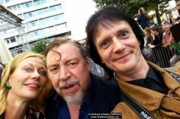 Selfies mit Promis, Kolleginnen und Kollegen 07.05.2019