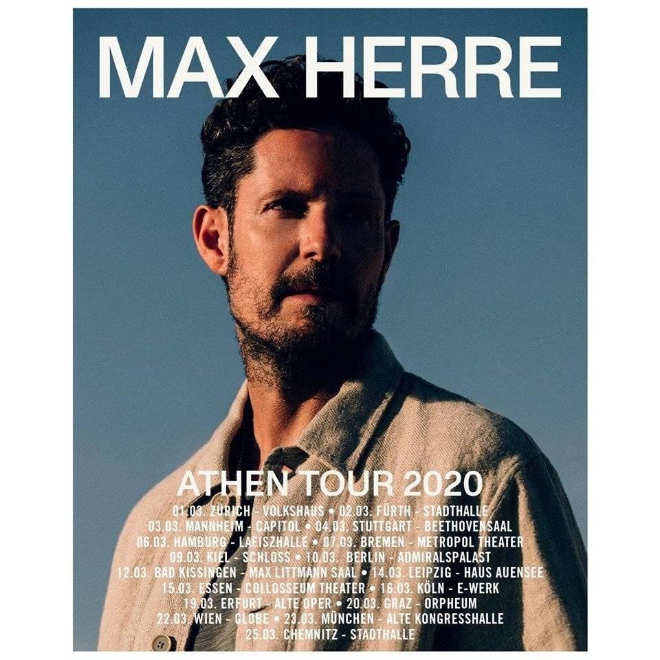 Max Herre 07.10.2019