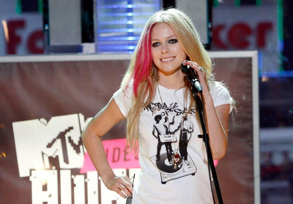 Avril Lavigne 17.10.2019