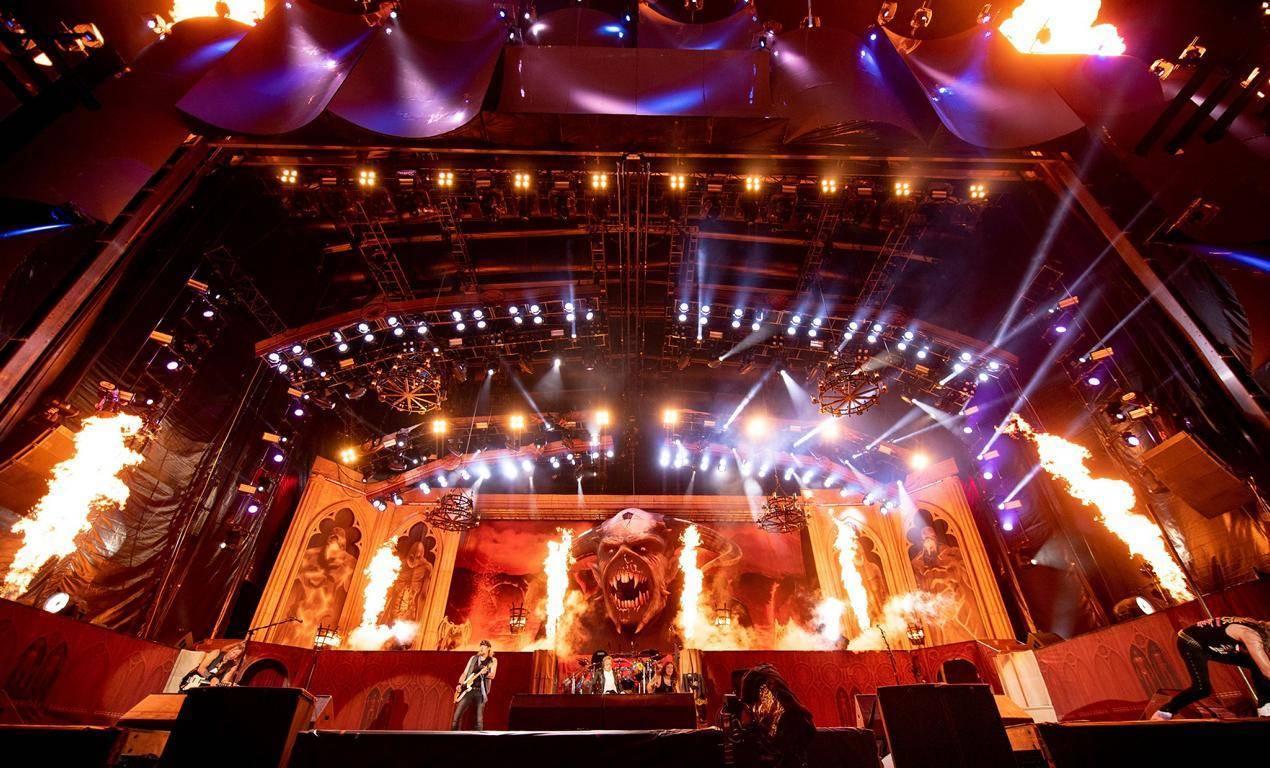 Iron Maiden 13.11.2019