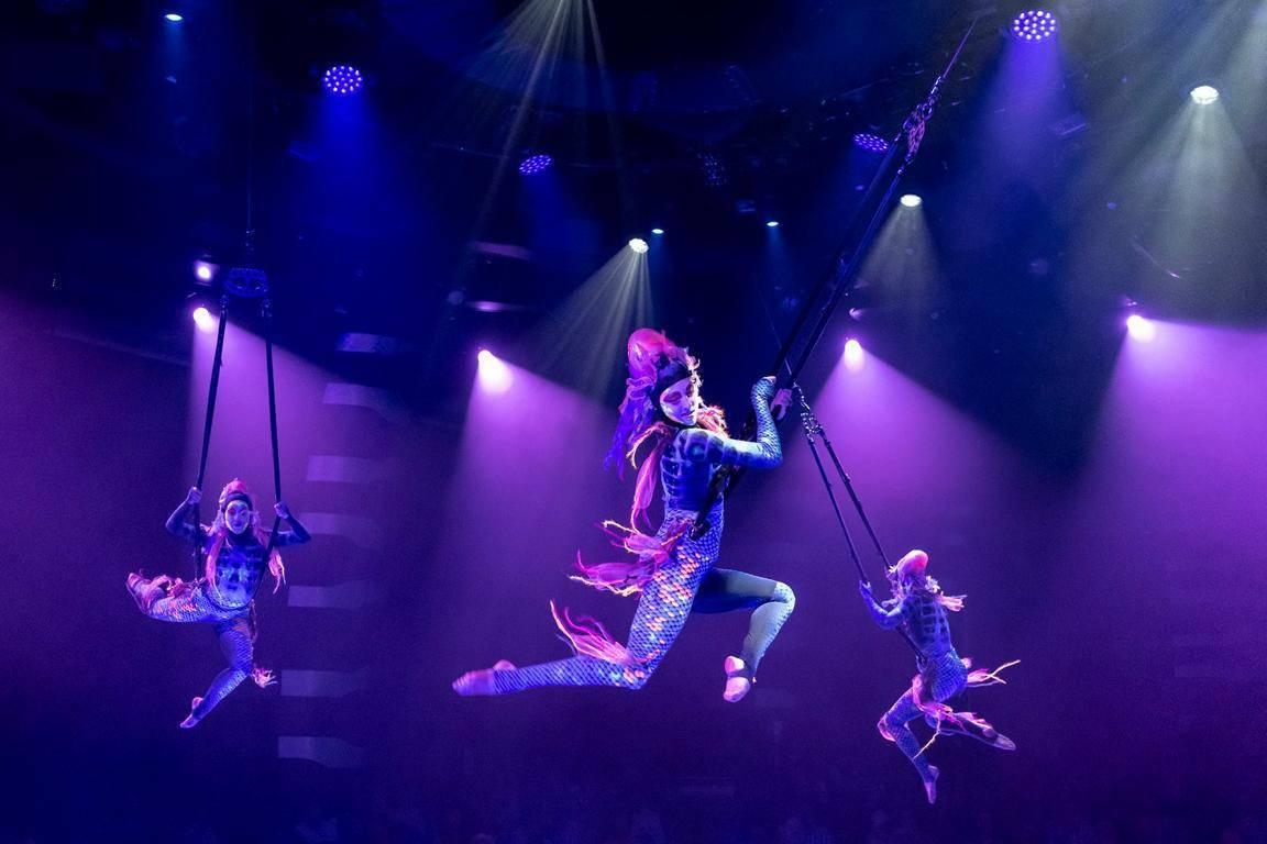 Cirque du Soleil 14.11.2019