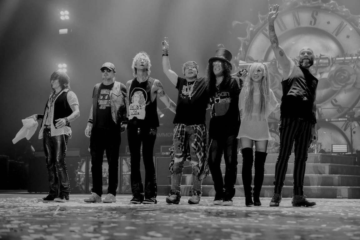 Guns n' Roses 18.12.2019