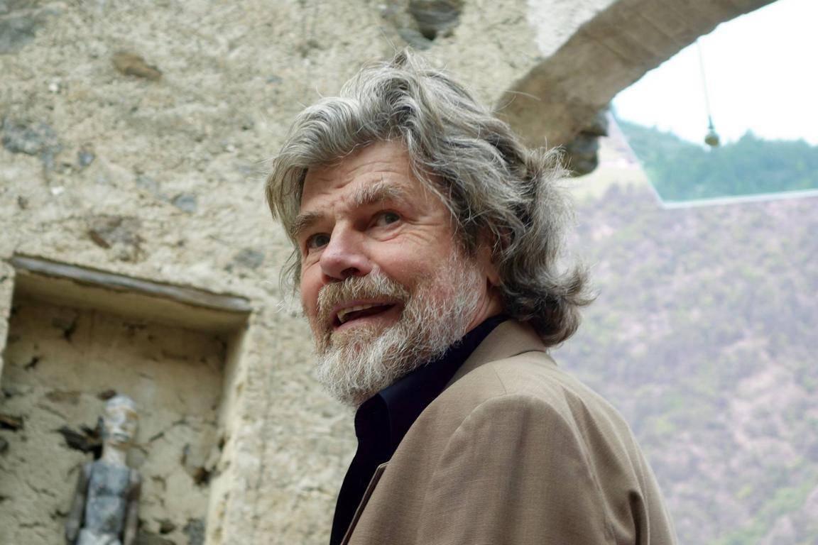 Reinhold Messner 29.01.2020