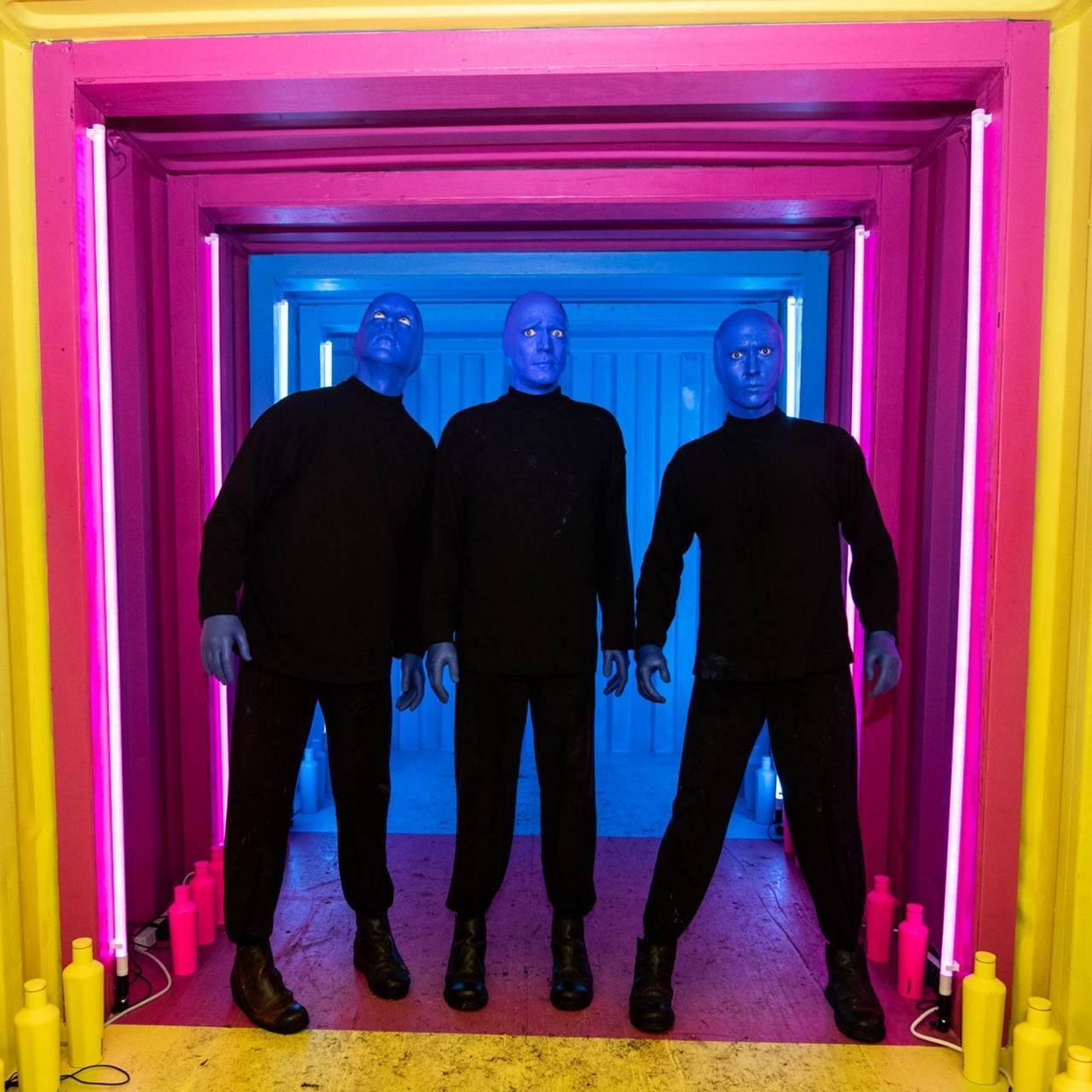 Blue Man Group 18.10.2020
