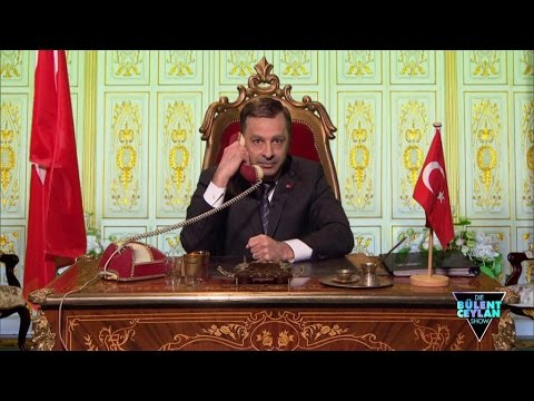 Erdogan ruft Petry an - Meinungsfreiheit bei Bülent Ceylan - Die Bülent Ceylan Show